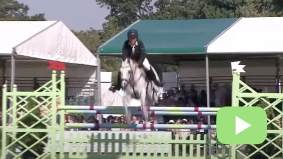 Warren Lamperd and Silvia Show Jumping (2018)